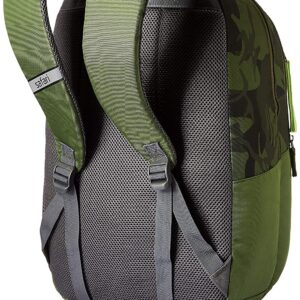 JBD Mart | SAFARI 28.5 Ltrs Green Laptop/Casual/School/College Backpack with USB Charging (CAMP19CBGRN)
